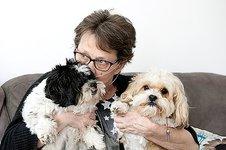 Film: 'Mijn hondjes geven zó veel vreugde.'