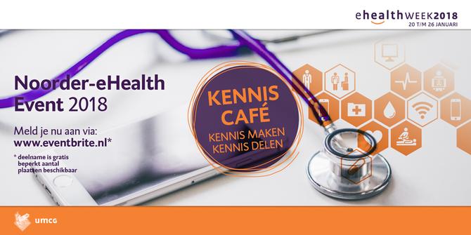 WeHelpen Kenniscafé in de e-healthweek