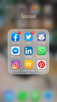 WeHelpen Vrijwilligersteam Social Media